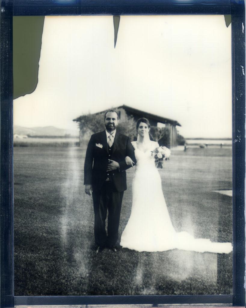 Polaroid 8x10